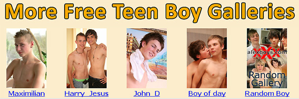 Teenboys Big Dicks